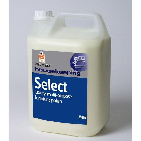Selden Select Furniture polish