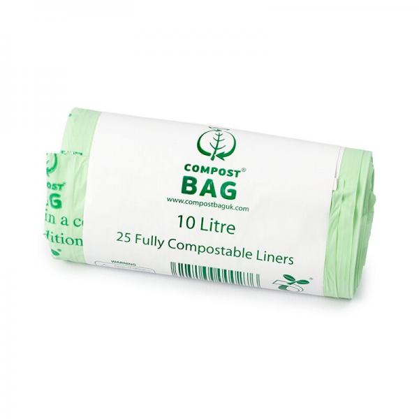 10 litre compostable liners