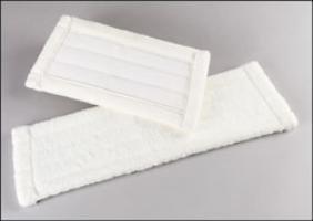 Microfibre Washable Floor Mop Pads 30cm x 15cm