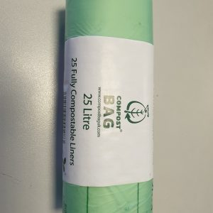 25 litre compostable liners