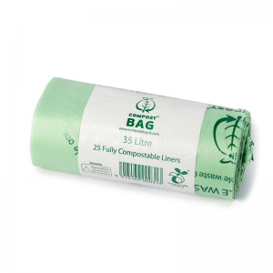 35 litre compostable liners