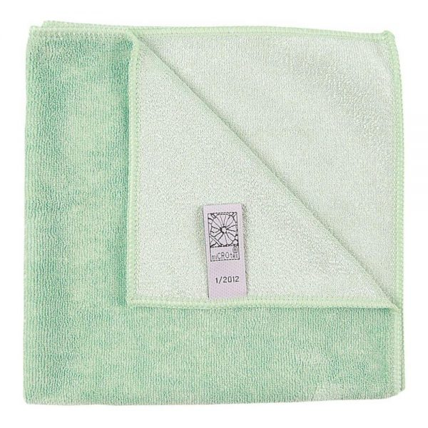 Microfibre Commercial Quality Cleaning Cloth - green