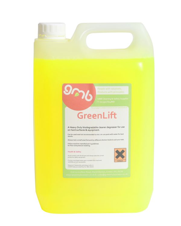 GreenLift multi surface cleaner