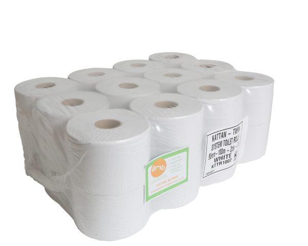 Micro Toilet Tissue Rolls 125m