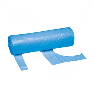 Blue Disposable Aprons on a Roll High Density Polythene 200 Aprons