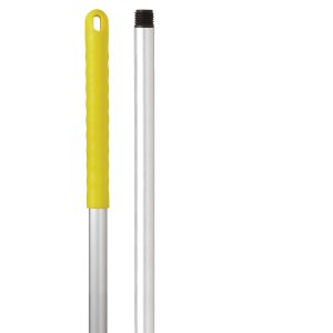 Yellow Abbey Hygiene Mop Handle Aluminium