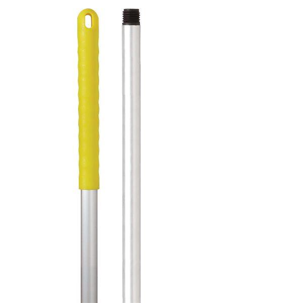 Yellow Abbey Hygiene Mop Handle Aluminium