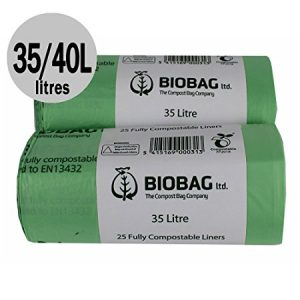 Biobag 35/40 litre Roll of 25