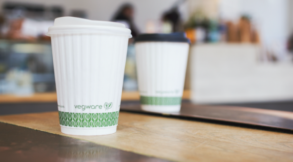 Compostable Double Walled Embossed Hot Cups