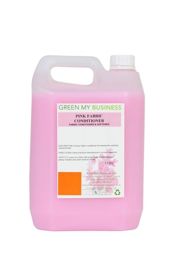 Pink Fabric Conditioner & Softener