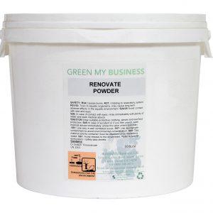 GMB Renovate Bar Glassware Restorer Powder