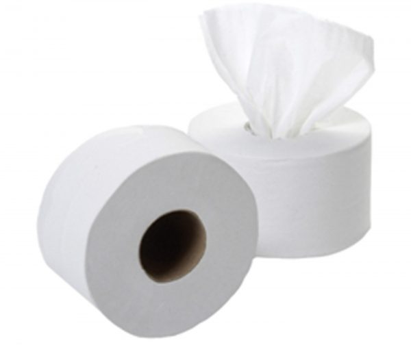 Smart One Toilet Rolls 2 ply 1000 sheets