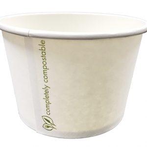 Vegware Soup Containers 6Oz 8Oz 10Oz 12Oz 16Oz 24Oz 32 Oz
