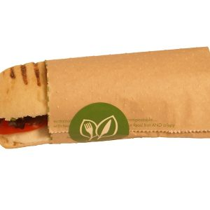 Vegware Hot And Crispy Pouch