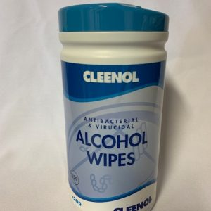 anti-bac alcohol wipes