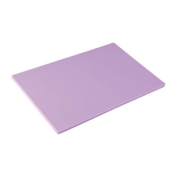 Hygiplas Purple Allergen Chopping Board
