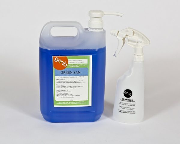 GreenSan Eco-Cleaner Sanitiser