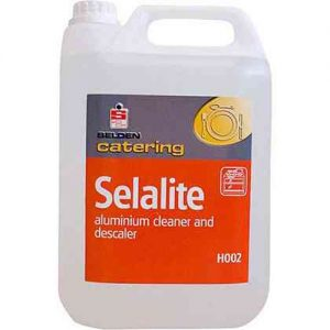 Selden Selalite aluminium cleaner and descaler