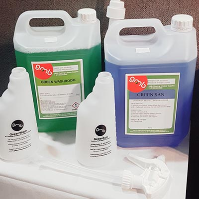 school case study cleaning products