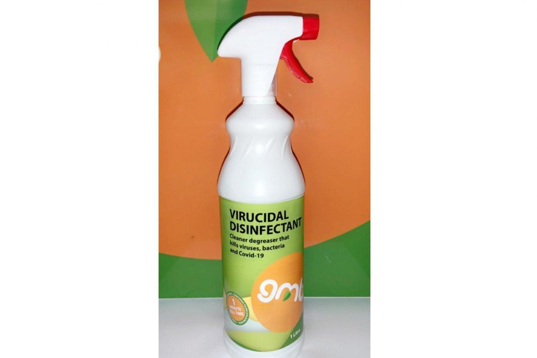 Virucidal disinfectant