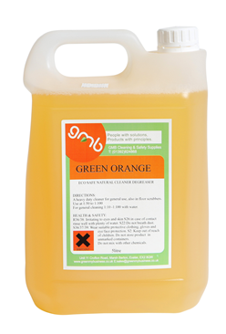 Heavy Duty GreenOrange Degreaser Multi-Surface Cleaner