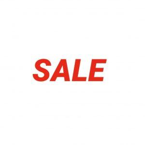 Lockdown Sale