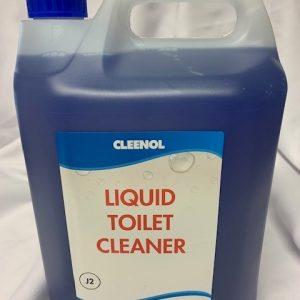 liquid toilet cleaner